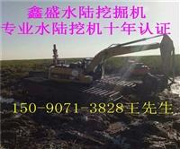 山东济宁水陆挖掘机出租价格