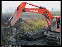 两栖水陆挖掘机出租