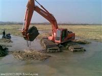 水上挖掘机租赁价格