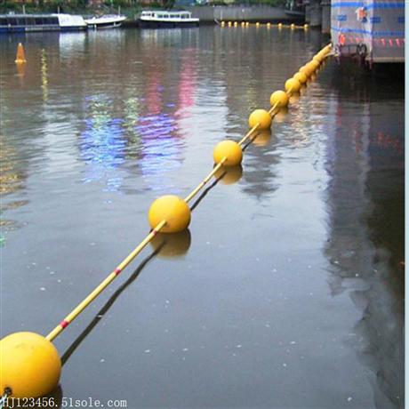 浮球 水球 PE浮球 警示球 大型塑料球 滚塑球 穿管子浮球