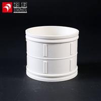 邓权牌生产源头厂家PVC排水管直通管件