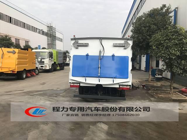 克拉玛依福田扫路车厂家直销在哪里买