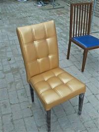 湛江君康廠家定制酒店餐廳椅高靠背實木餐椅飯店包廂椅