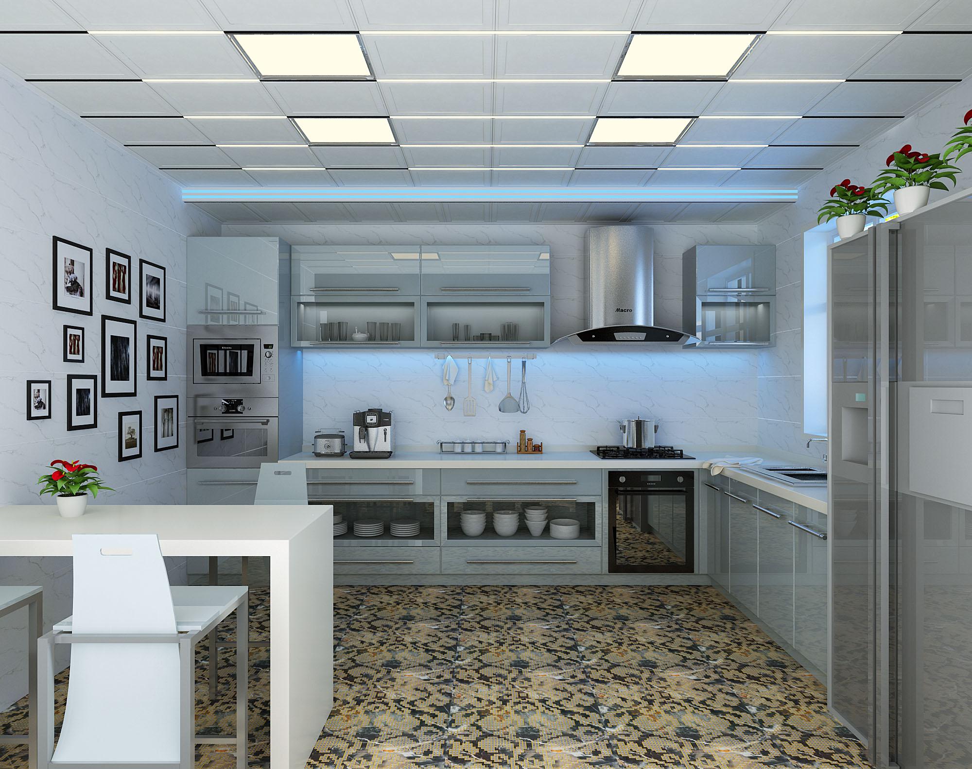 集成吊顶-普洛达吊顶-厨房系列