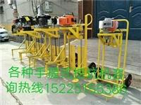 新款手提式栽树挖坑机多功能的种树机多少钱一台