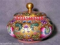 珐琅彩瓷器历年成交价格