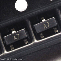 BAV99丝印代码A7整流二极管电压100V二极管
