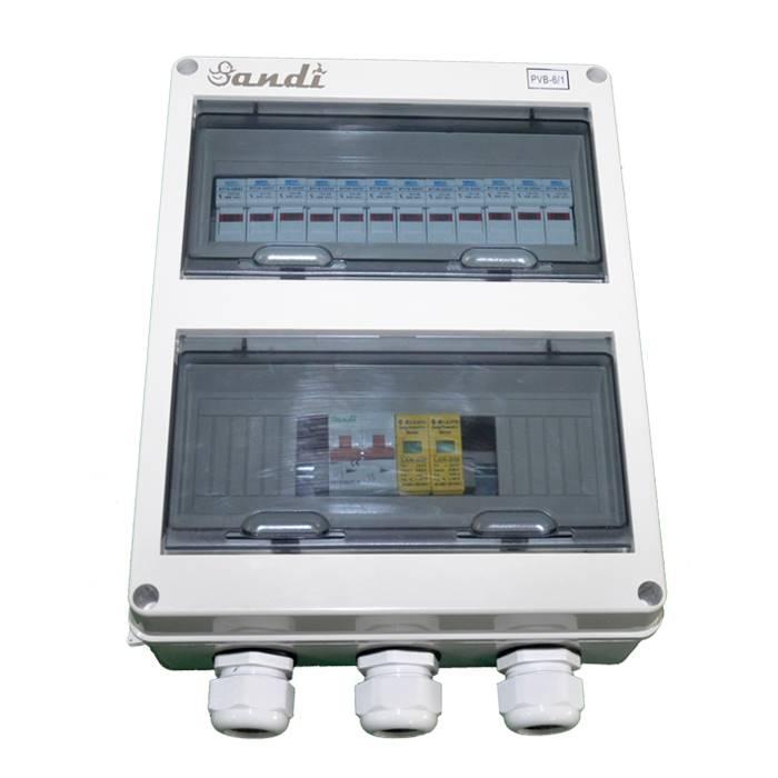 三迪电气太阳能发电机组工频离网逆变器SDP-10KW
