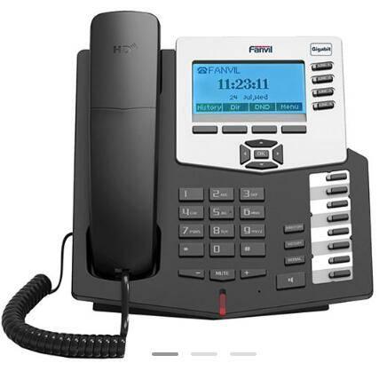 云南Fanvil网络话电话机C66生产公司