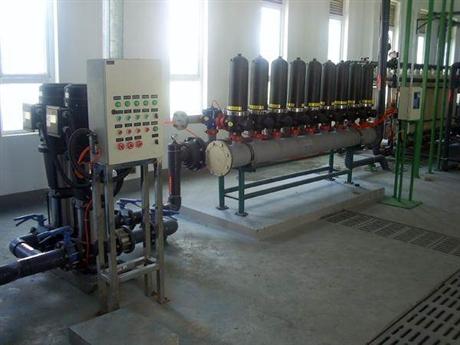 反渗透设备介绍 软水器结构