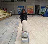 运动木地板翻新真真正正的实惠