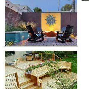 供甘肃露台花园和兰州阳台花园制作