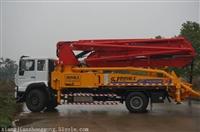 吉安37米混凝土泵车价格