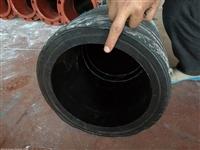 4层帘子线低压橡胶管T吸排海水 污水钢丝增强帘子线低压橡胶管