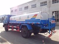 东风12吨洒水车配置参数厂家价格