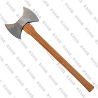 外贸出口竞技斧 国外伐木比赛专用斧头 飞斧斧头