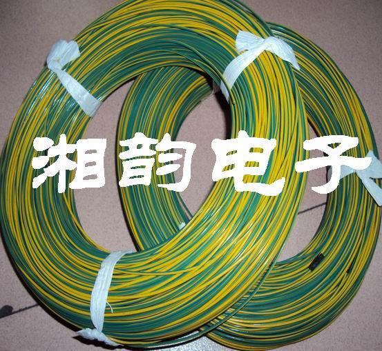 UL1332铁氟龙电线价格,美标黄绿色UL1332铁氟龙电线现货