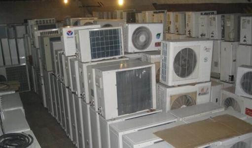 杭州空调回收-杭州废旧物资回收公司哪家好