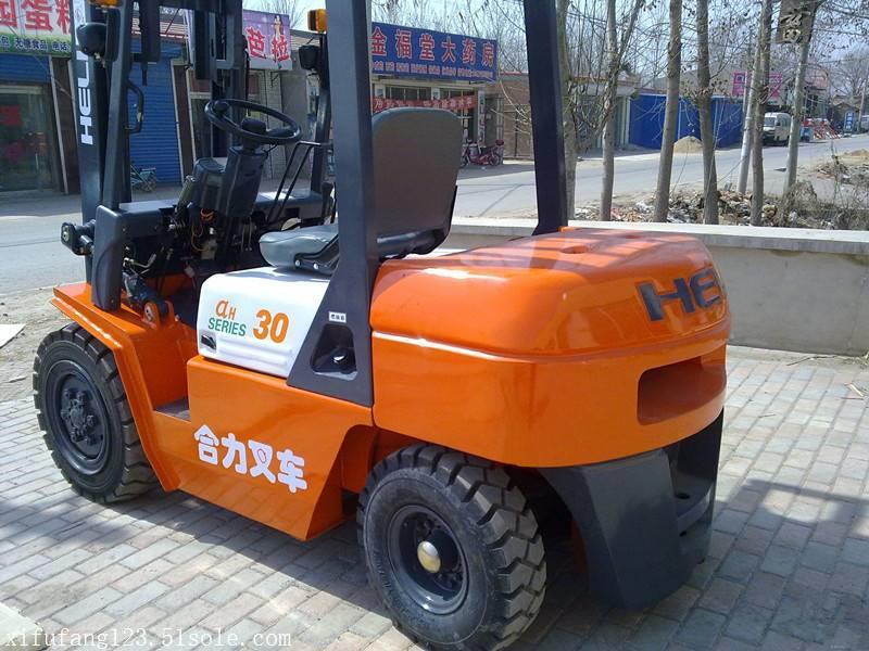 3吨燃油柴油自动挡叉车