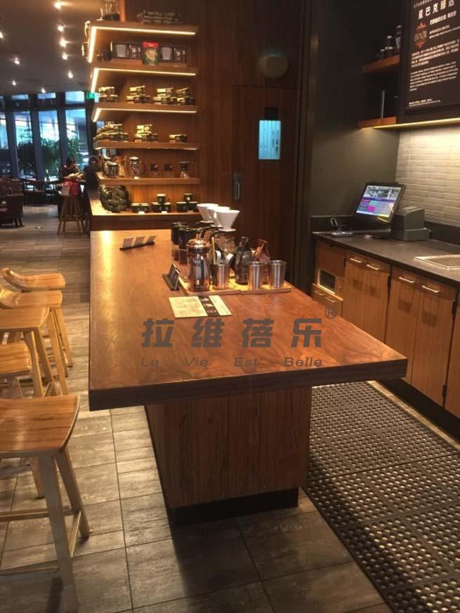 厂家供应轻食餐厅桌子椅子西餐厅桌椅尺寸定
