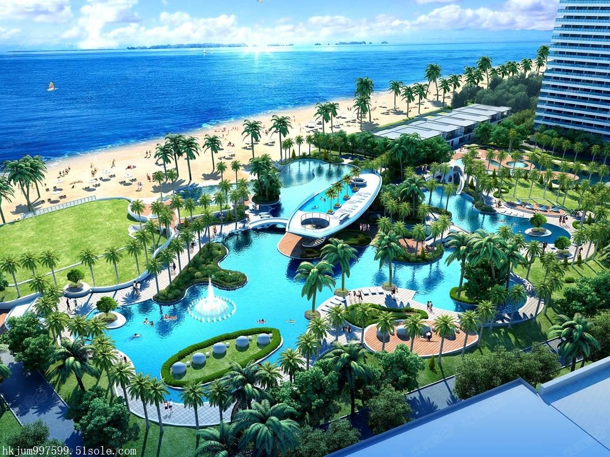 开发商直销中心 新闻资讯 惠州海景房是大产权吗  2018全新惠州别墅