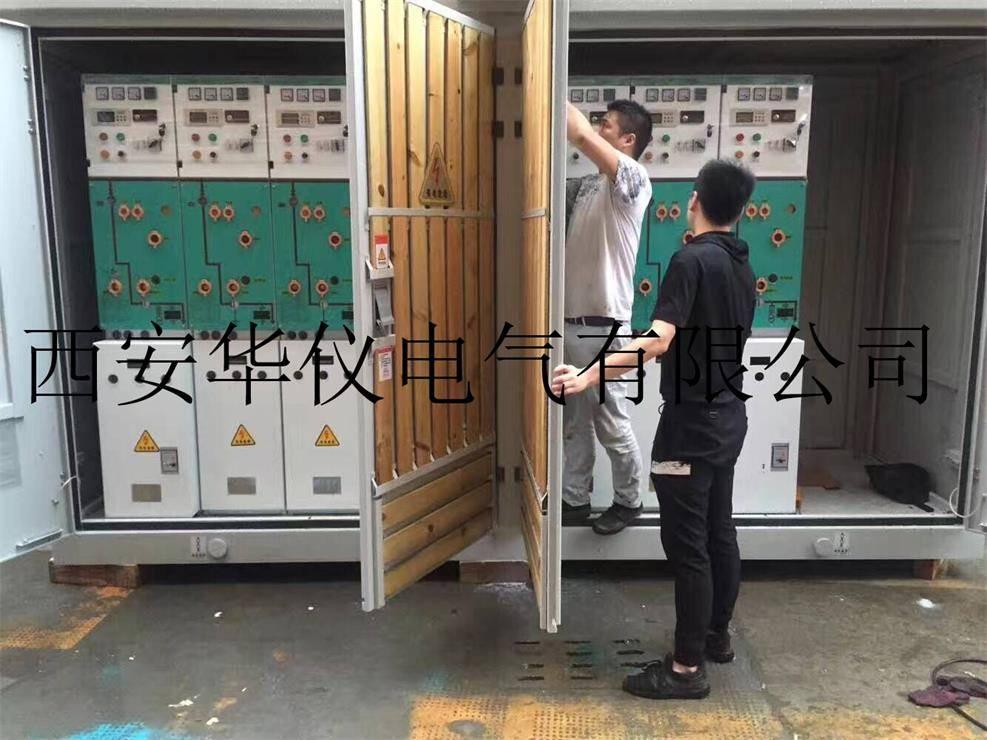 新闻资讯 10kv环网柜新研发   负荷开关柜可以用于环网式供电,中压