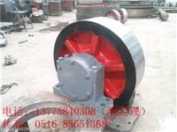 1.8x12米直徑500毫米的煤泥標準尺寸烘干機托輪生產廠家