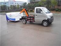 国五长安拉臂式垃圾车参数配置及厂家价格
