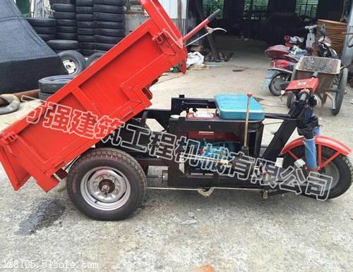 高品质电动三轮车 耐用三轮自卸车 工矿电动三轮车价格