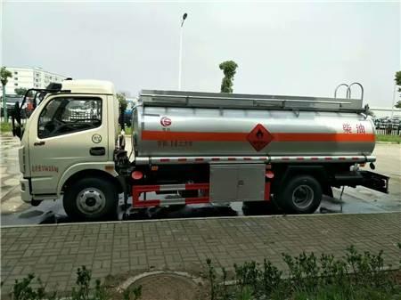 东风8吨油罐车厂家直销 质优价廉
