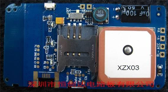 gps定位器主板pcba电路板