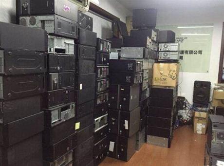 高价上门回收电脑深圳服务器回收