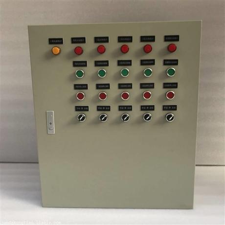 广州控制柜  40KW自动风柜控制器定做