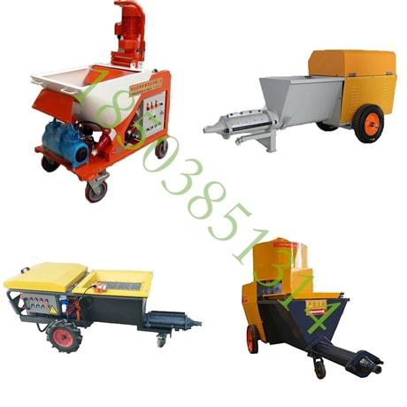 水泥砂浆喷涂机价格 全自动搅拌砂浆喷涂机