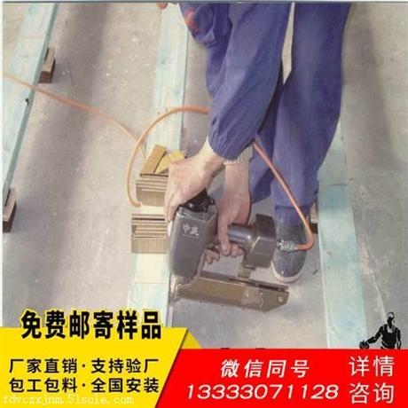 篮球馆木地板工艺 固定悬浮式运动木地板