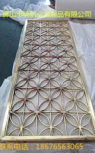 不锈钢屏风、立柱、酒柜、工艺制品