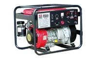 工厂直供日本电王HW220汽油发电电焊机纤维素下向焊氩弧焊