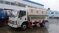 6吨散装饲料运输车价格多少钱福田6吨散装饲料运输车价格及配置