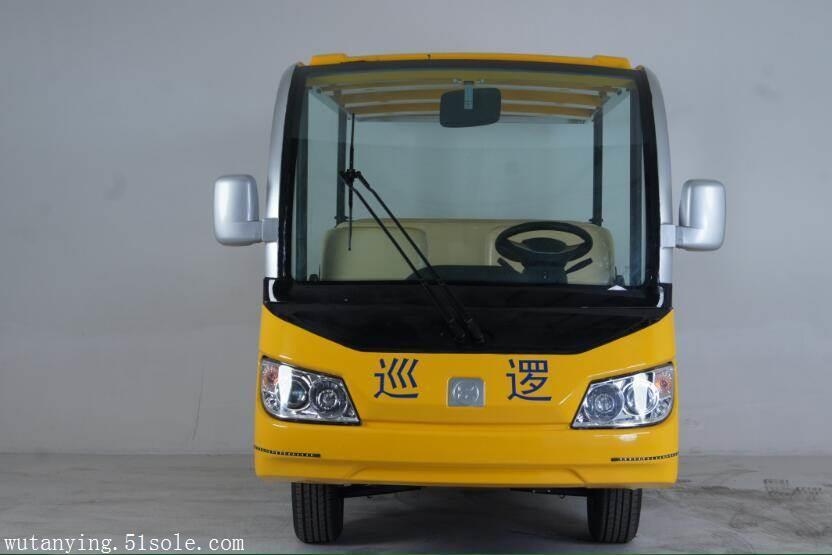 供应广东卓越牌G1S8八座观光电瓶车,厂家直销,做工精良