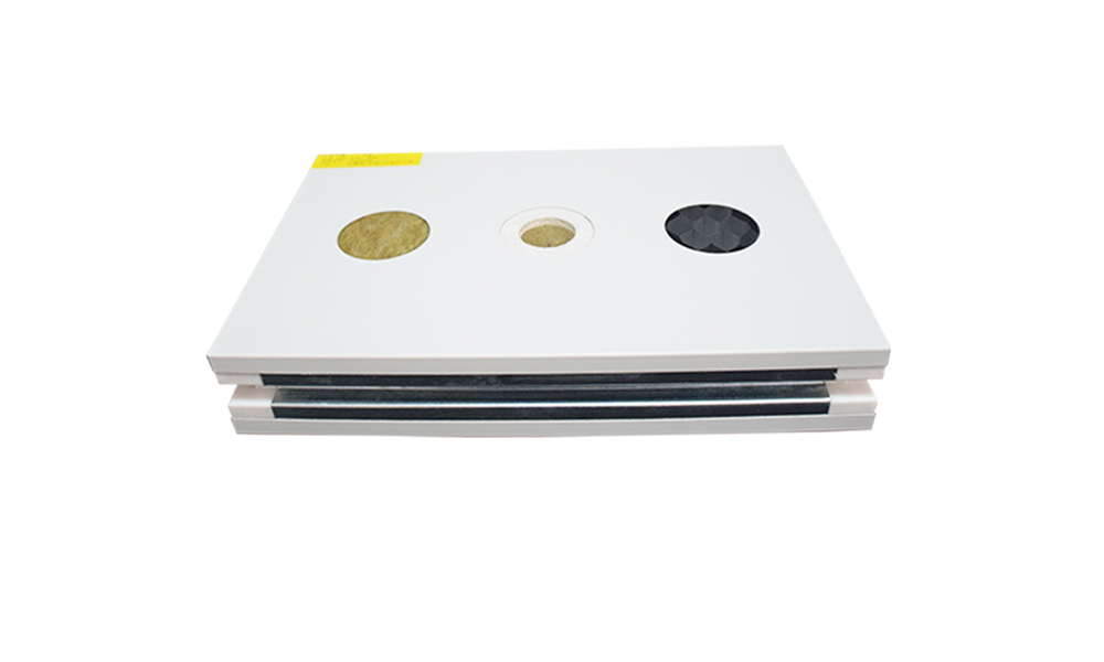 供应50mm硫氧镁彩钢净化板多少钱一平方