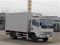东风福瑞卡冷藏车多少钱东风福瑞卡冷藏车厂家介绍配置及价格