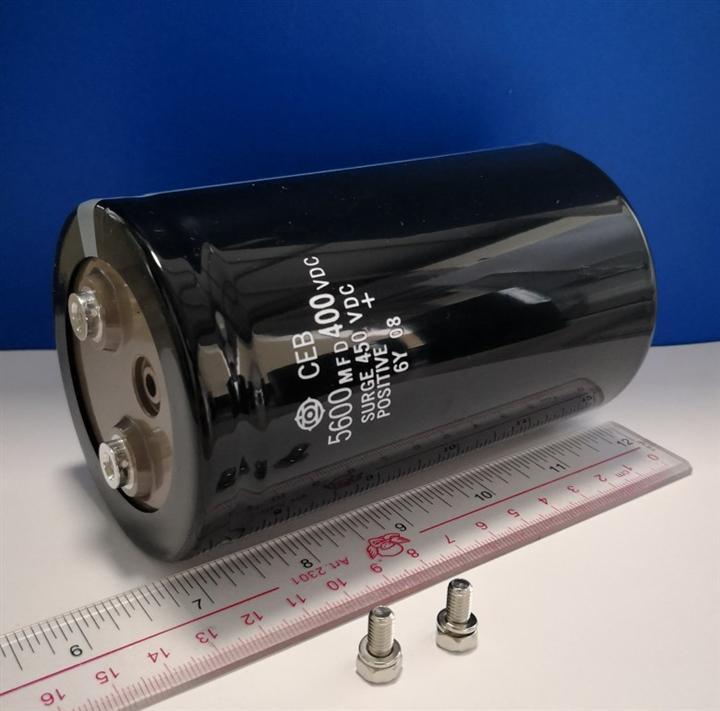 日立电容选型 螺栓型铝电解电容