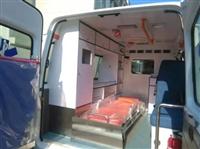 包头救护车市场价格