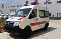 东风御风运输型救护车多少钱东风御风运输型救护车厂家价格