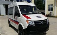 东风御风长轴运输型救护车厂家介绍配置与价格