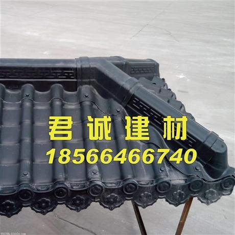 徐州抗压耐腐优质合成树脂瓦 树脂瓦厂家低价直销