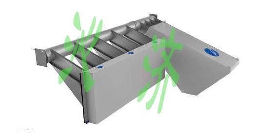 自控可调节浮箱堰