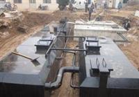 黑河医院污水处理装置