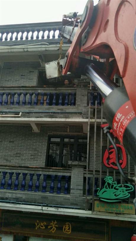 广州专业机器设备搬运移位价格