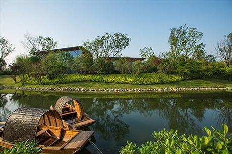 嘉善新房新西塘孔雀城是一座城吗 好像什么都有 真能实现吗
